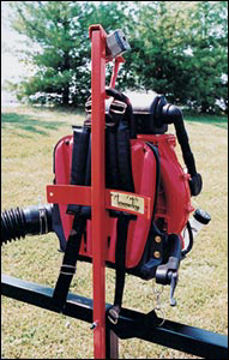 Picture of Trimmertrap Backpack Blower Rack Holds 1