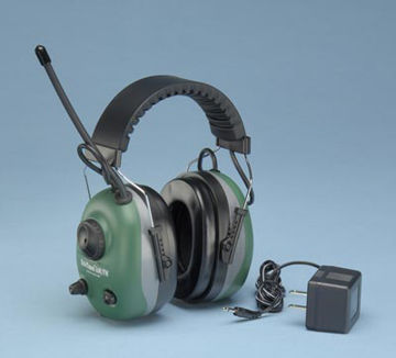 Picture of ELVEX COM-660R AM/FM RECHARGEABLE MUFFS