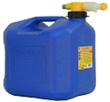 Picture of 5 Gallon No Spill Kerosene Can
