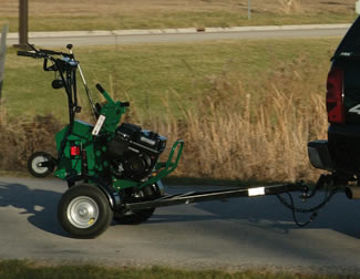 Picture of Ryan Tote Trailer and Mount for Sod Cutters and Aerators