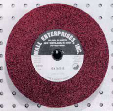 "Picture of RBG 10112  12"" Ruby Grinding Wheel"