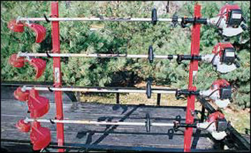 Picture of Trimmertrap Trimmer Rack Holds 4