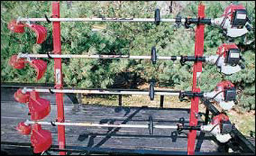 Picture for category Trimmer Racks