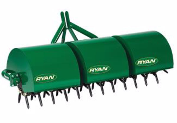 """Picture of 544423 Ryan Tracaire 72"""" 3 point hitch Tow Aerator"""