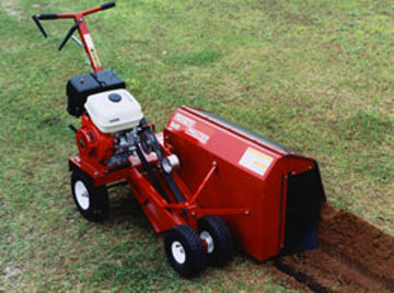 Picture of F-1202H13.0 Brown Steerable Trenchmaster