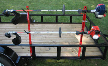 Picture of Jungle Jim Trimmer Rack - Holds 2
