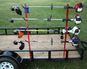 Picture of Jungle Jim Trimmer Rack - Holds 4