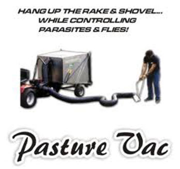 Picture of 703601 PECO PASTURE VAC 900 SERIES BRIGGS 36 CU. FT. CAPACITY