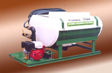 Picture of Turbo Turf 300 Gallon Hydro Seeding Systems