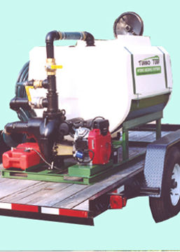 Picture of Turbo Turf 500 Gallon Hydro Seeding Systems