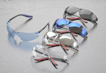 Picture of ELVEX XENON ULTRALIGHT SAFETY GLASSES