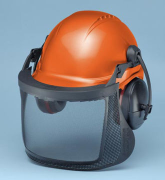 Picture of ELVEX CU-30R LOGGERS SAFETY CAP