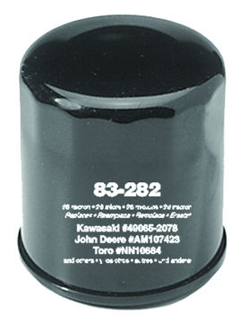 Picture of OIL FILTER KAWASAKI