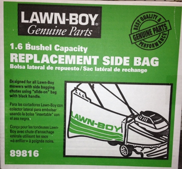 Lb Side Replacemnet Bag New Styl