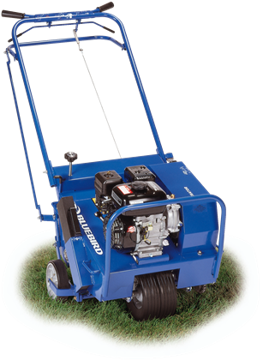 Picture of H530A Bluebird Aerator with 30 tines