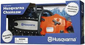 Picture of Husqvarna Toy Chainsaw