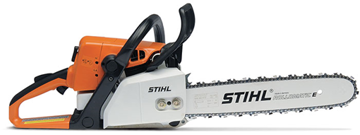 Picture of MS250 Stihl Chainsaw