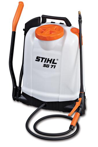 Sg71 Stihl Back Pack Sprayer Large Selection At Power Equipment Warehouse Power Equipment Warehouse