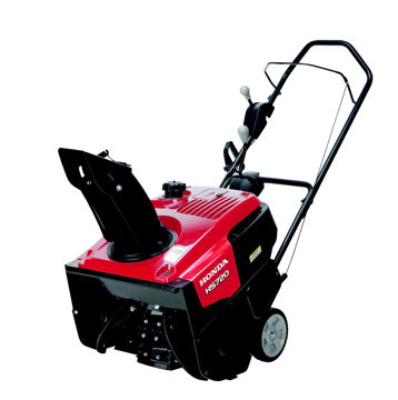 Picture of HS720ASA Honda Single Stage Snowblower / Snow thrower