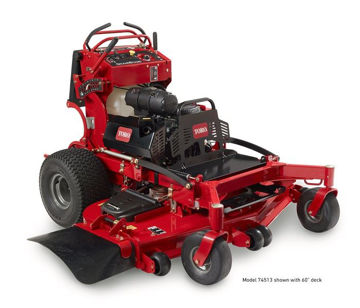 "Picture of 74505 Toro 23HP 52"" Grandstand Commercial Mower with Turbo Force Deck"
