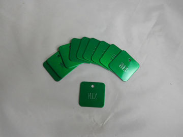 Picture of FT MT-1 Mixed Fuel ID Tags