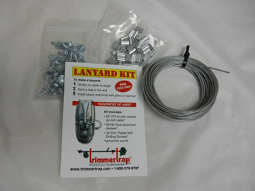 Picture of TRIMMERTRAP LANYARD KIT