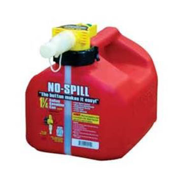 Picture of 1415 1.25 Gallon No Spill Gas Can