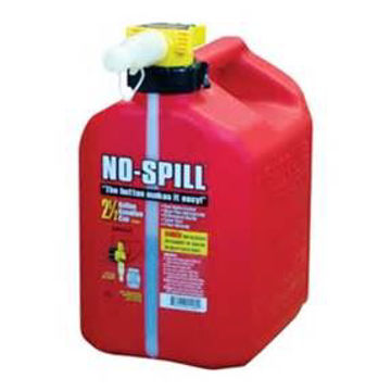 Picture of 1405 2.5 Gallon No Spill Gas Can