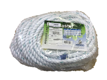 "Picture of B1PM34150PB 3/4""X150' 3-Strand Samson Twisted Rigging Rope"