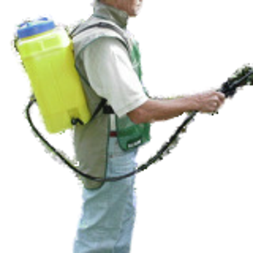 Picture of SCVM05 Chemical Spray Vest Butyl Front