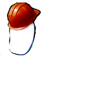 Picture of CFHNE22 W.E. Chapps Cool Flap for Hard Hats