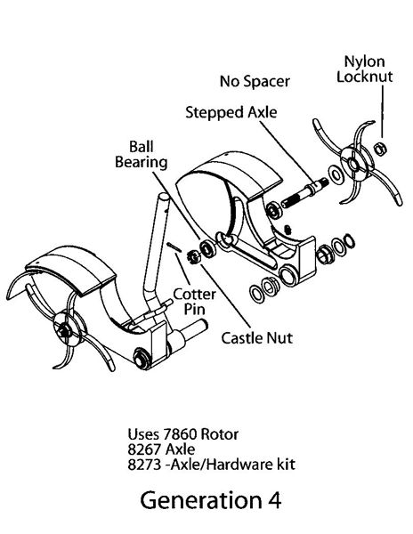 Picture of 1175-3 JRCO Aerator Tune Up Kit