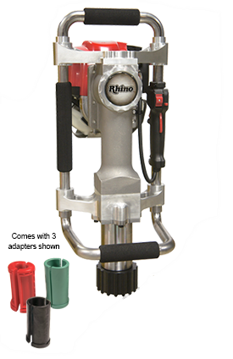 Picture of GPD45 Rhino Multi-Pro Gas Powered Post Driver