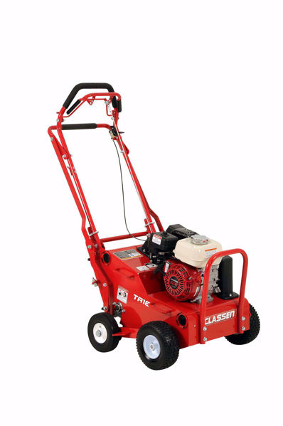 """Picture of TA-18H 18"""" Classen Compact Aerator With 4HP Honda GX120 Engine"""