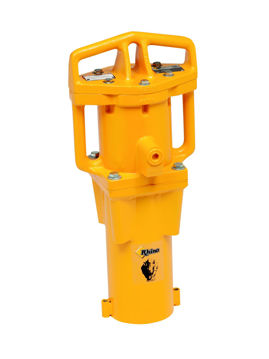 Picture of PD140 Rhino Pneumatic Heavy Duty Post Driver w/ Master Chuck