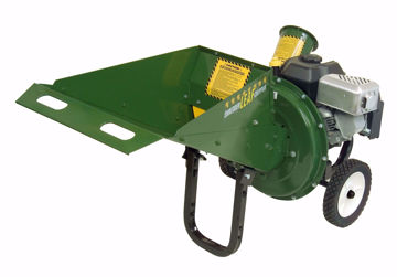 "Picture of LSC800 Mighty Mac ""Lay Down"" Leaf Shredder Chipper"