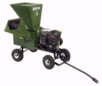 Picture of 12PTE1100 Mighty Mac Electric Start Shredder Chipper