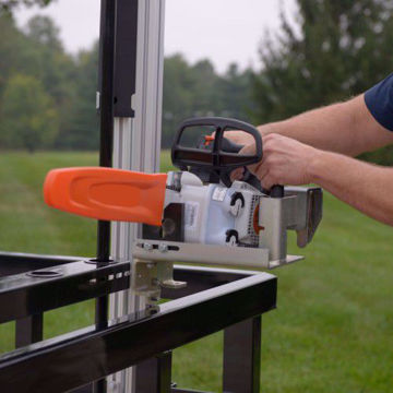Picture of CS-01 Gridiron CTS Chainsaw Holder