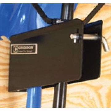 Picture of EH-01 Gridiron CTS Enclosed Trailer Hand Tool Holder