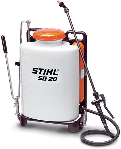 stihl, sprayers, pesticides,herbicides