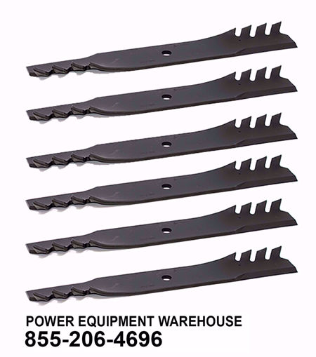 """Picture of 108-1118 Toro 108-1118 6 Pack Blade, 18"""" Atomic"""