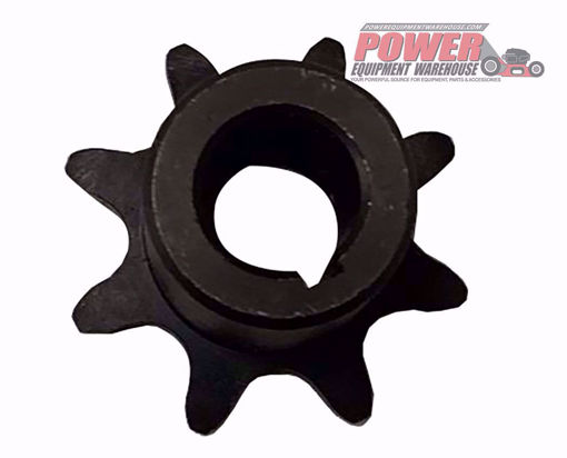 Picture of 891022 Billy Goat  8 tooth sprocket