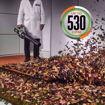 leaves, fall, debris, blowers
