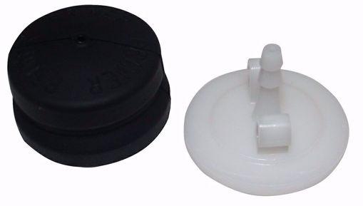 Picture of PK-TORO Toro Snowblower Primer Kit Includes Primer Bulb & Primer Body FREE U.S. MAIL SHIPPING!