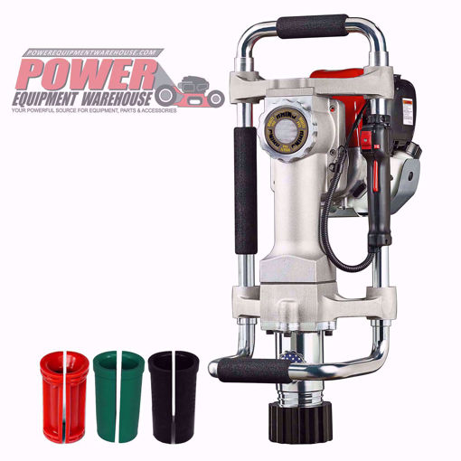 post drivers, gas powered post drivers