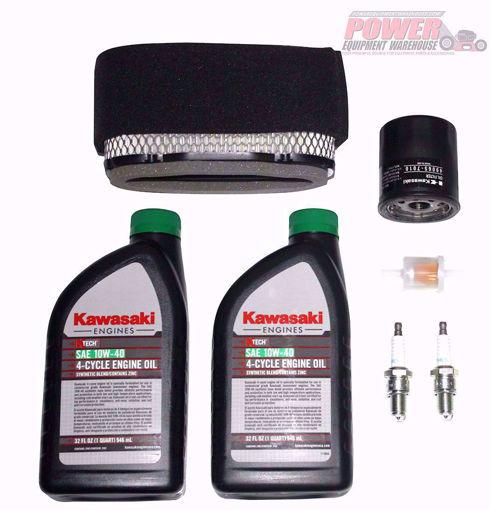 kawasaki, tune up kit
