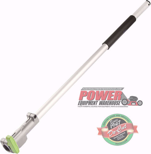 extention pole, EGO, battery power lawn equipment