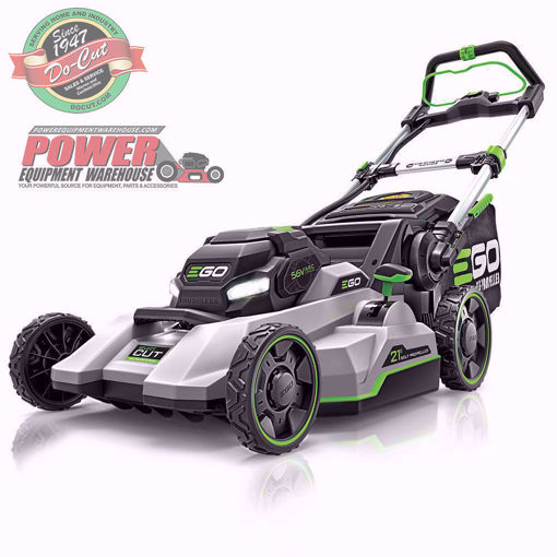 lawn, mowers, battery powered mowers, EGO, battery power, lawncare, grass cutting