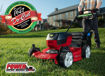 mower, toro, battery mower, cordless, grass, lawn care