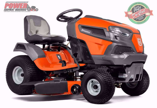 riding mowers, Husqvarna, lawn tractors